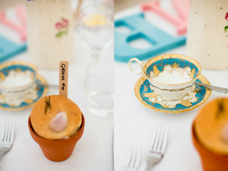wedding teacups