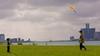 Go fly a kite on Belle Isle