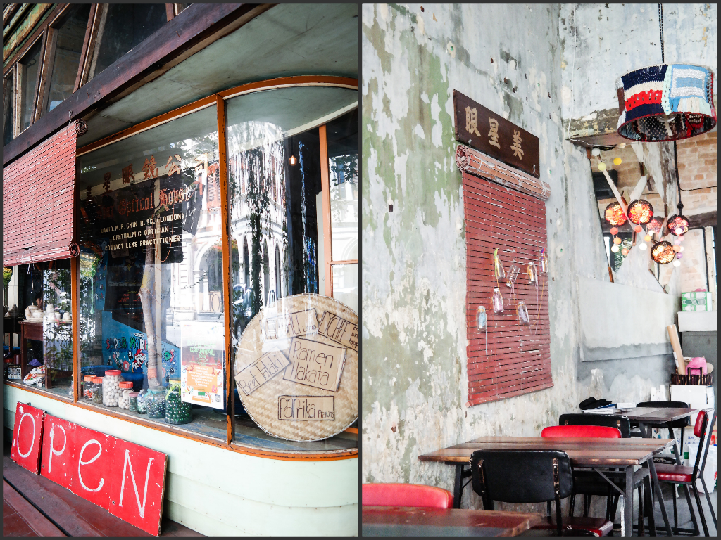 Ipoh Cafe: Missing Marble