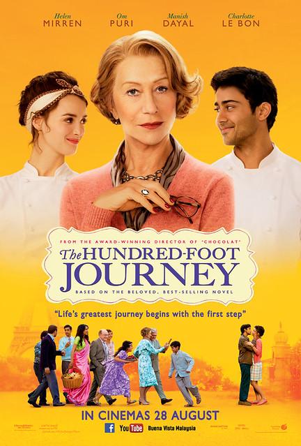 Poster_The Hundred Foot Journey