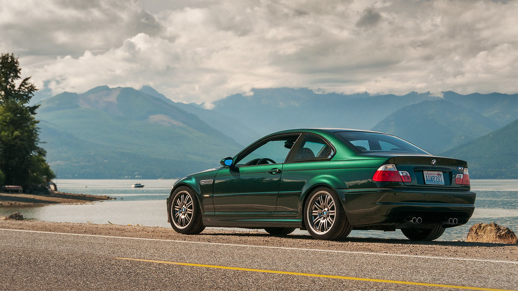 Fs Wa 2002 E46 M3 Oxford Green 6mt 76k Mi 23k Bmw M3 Forum Com