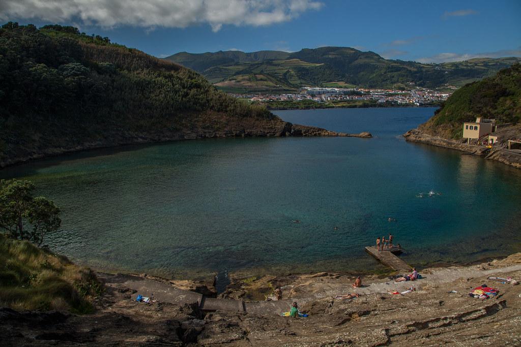 Ilhéu de Vila Franca do Campo in Sao Miguel, Azores