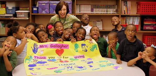 264/365 Mrs. G's First Grade