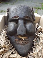 Himalayan Tribal Mask
