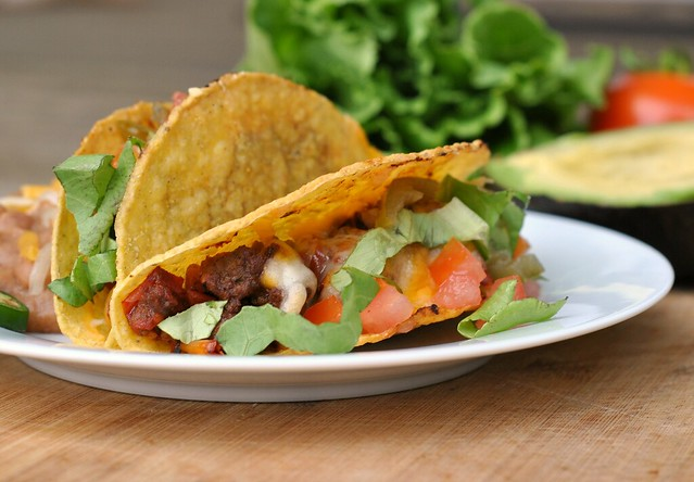 Baked Crunchy Tacos 3