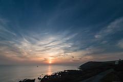 Croyde sunset