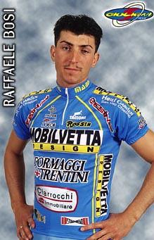 BOSI Raffaele 2001