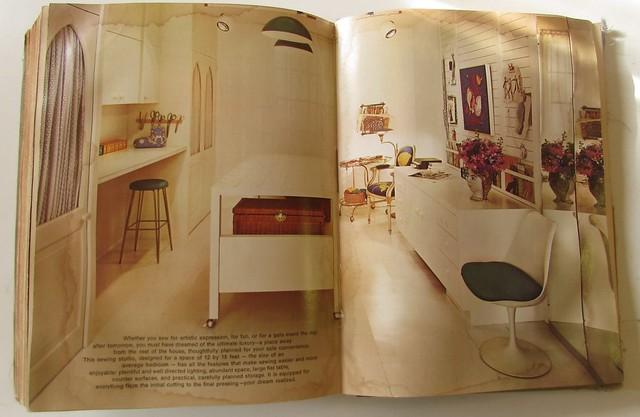 On the Shelf:  Grandma's Vogue Sewing Book