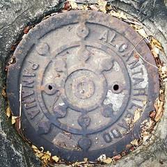 Panama manhole #manholecover