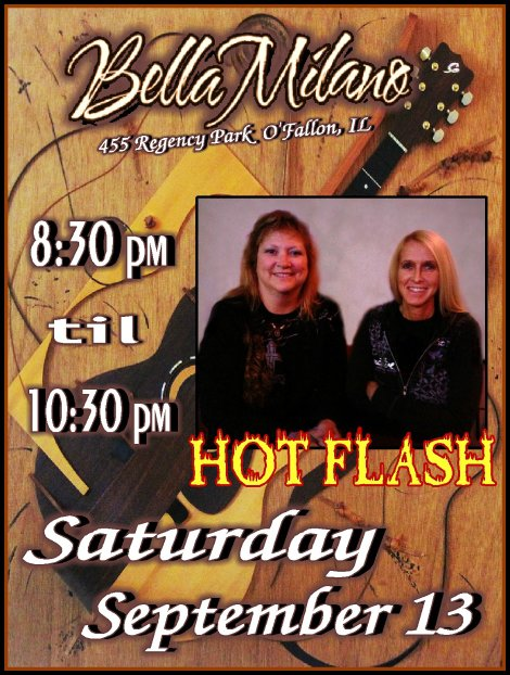 Hot Flash 9-13-14