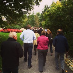 On the #Ottawa tour of homes at the @OntarioHBA conference! #LifeStoreys