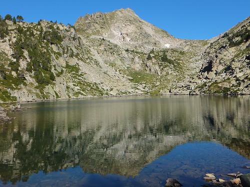 Lac du Gourg de Rabas 220