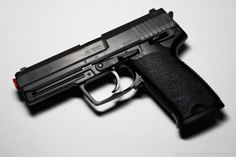 H&K USP (Toy)