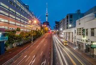 140 Auckland, Sky tower
