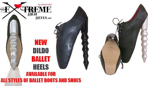Special edition Dildo Ballet heels   Flickr