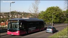 Heuliez Bus GX 327 - Kéolis Dijon / Divia n°3616