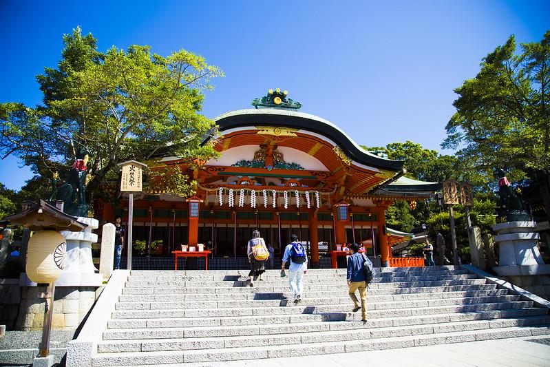 01伏見稲荷大社(Fushimiinaritaisha (in Kyoto))7