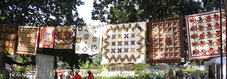 Quilting in the Garden