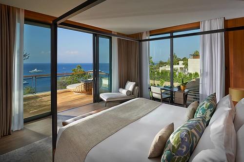 Bodrum, home to the finest luxury resort in the Mediterranean