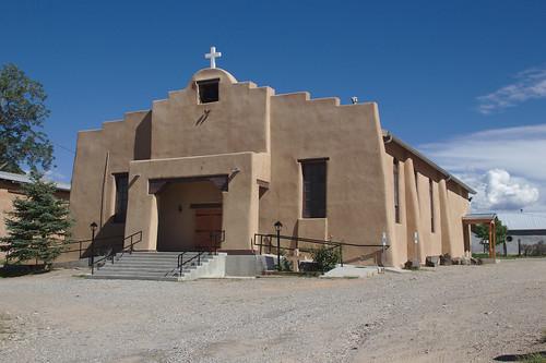 St Anthony Catholic Church, Dixon, NM