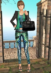Liv Glam - ECRU - :{MV}: - Rainy Day cakes - Ricielli - Pure Poison