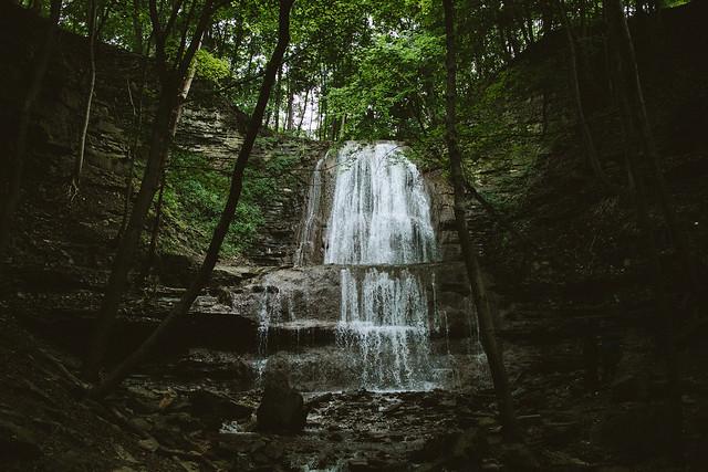 Sherman Falls, Hamilton