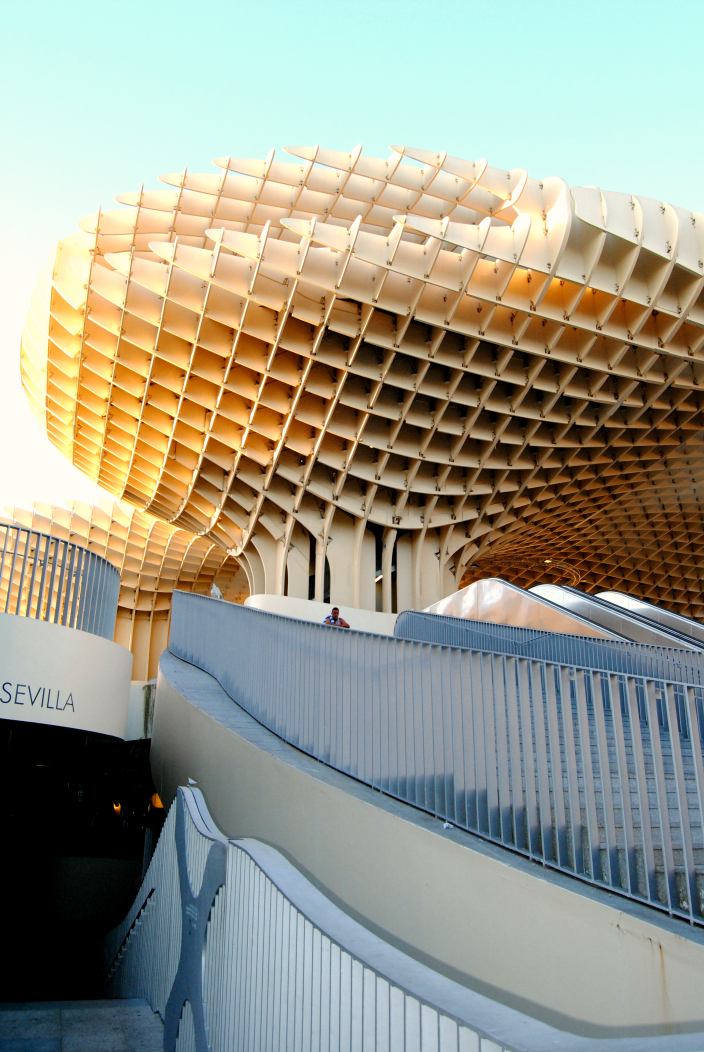 Metropol Parasol, Sevilla (4)