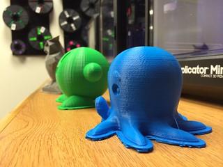 3D prints - September 2014