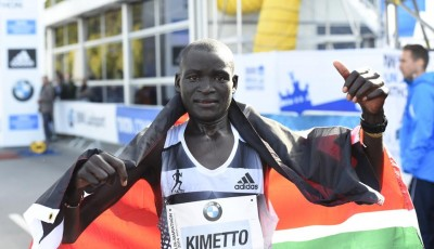 Berlínský maraton: 2:02:57 - světový rekord v podání Kimetta