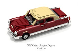 Kaiser Golden Dragon Hardtop 1953
