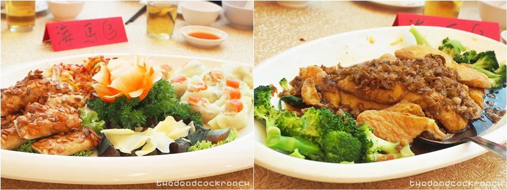 jalan tun sri lanang,restaurant l.t.p, malacca, malaysia, travels,  马六甲,cold platter, tofu