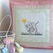 Quilted Pillow Cover by StitchingNotes
