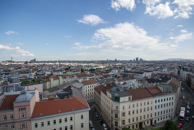 Haus des Meeres View of Vienna