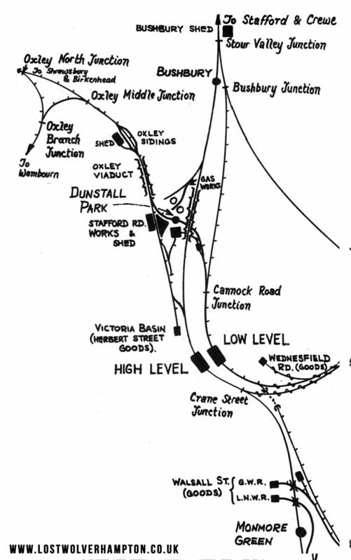 permenant way  MAP