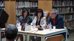 """Presentació del llibre """"El Càstig"""" de Maria Dolors Farrés"""