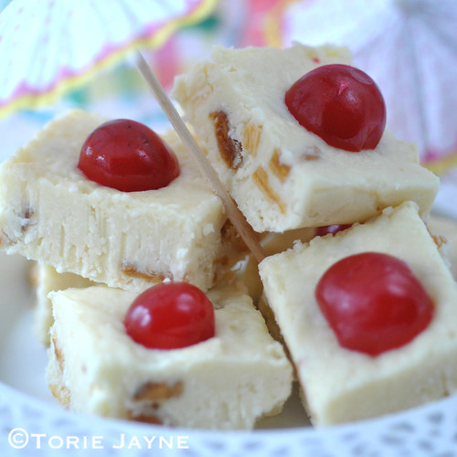 Pina Colada fudge recipe 5