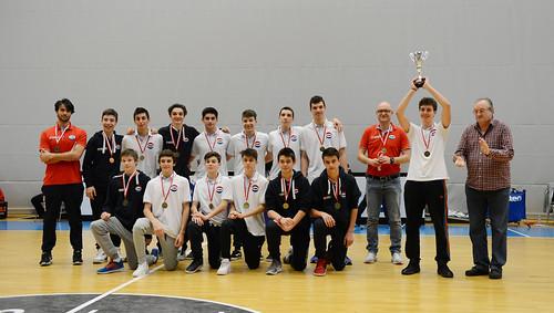 Petite Finale Sam CPE - Lugano Tigers U16  24