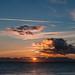 tonight's sunset 🌅 02.21.17