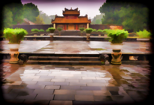 exteriors holidays hue impressions mangojouneys pavingstones rain temples topazlabs vietnam