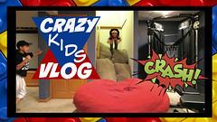 Thumbnail image for Crazy kids vlog