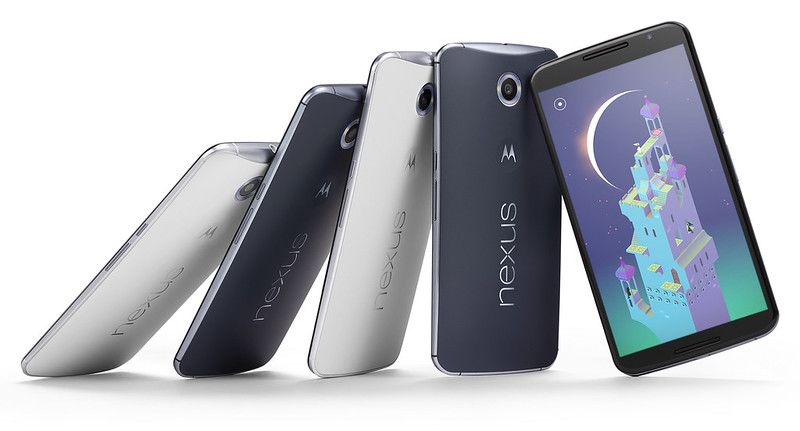 Nexus 6 Now Available in Singapore