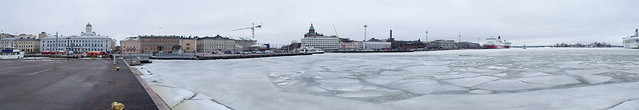 Helsinki - Puerto