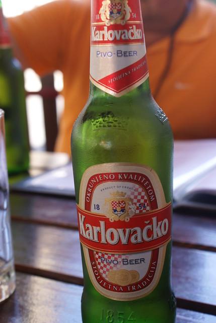 Zagreb - Karlovak, la cerveza mas popular