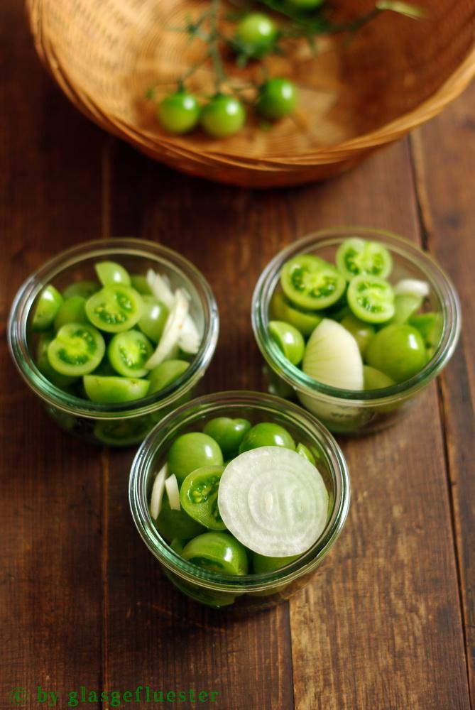 grüne Tomaten by Glasgeflüster 2 klein