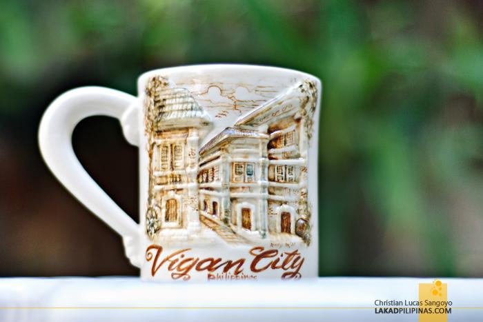 Vigan Mug Souvenir