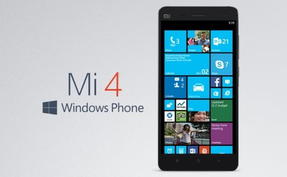 Windows Phone-смартфоны Xiaomi