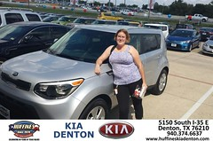 Huffines KIA Denton Texas Customer Reviews Dealer Testimonials - Meade Schwartzkopf