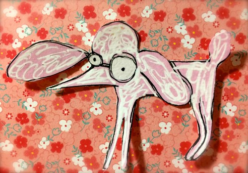 Pink poodle's paradise
