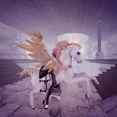 Wanna ride a Unicorn?
