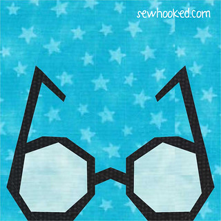 Harry's Glasses POD version 2014 Pattern